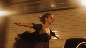"According to writer/director Stephen Chbosky, it's during this scene of Emma Watson riding in the back of a truck through the Fort Pitt Tunnel in Pittsburgh that she felt she became ""Sam"" in ""The Perks of Being a Wallflower."""