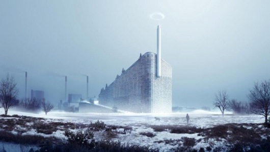 Rendering by the Bjarke Ingels Group