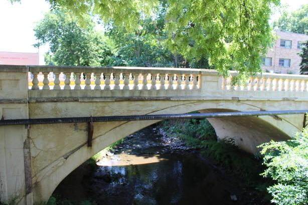 Pine Street Bridge July 2016 3